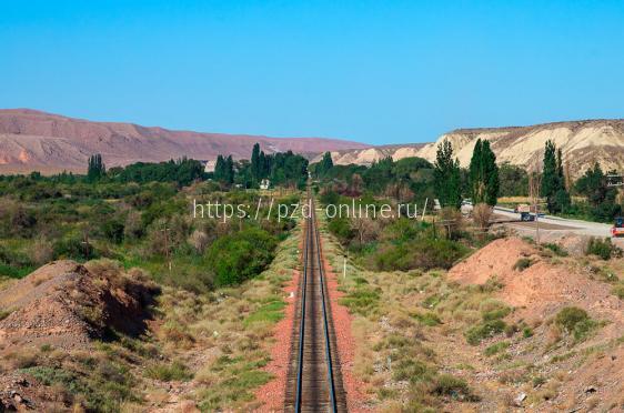 Киргизские железные дороги