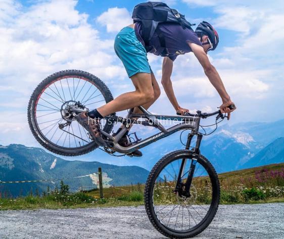 Как перевозить велосипед в поезде?